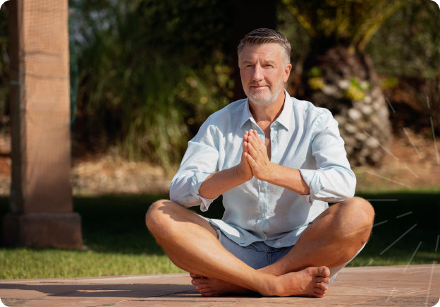 Michael Pilarczyk About us Meditation Moments
